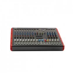 Sti - PM-112 12 Mono + 1 Stereo +2 Grup Power Mikser