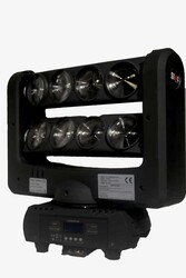 Stoc - SPB-402 RGBW Sese Duyarlı Otomatik Sahne Işığı
