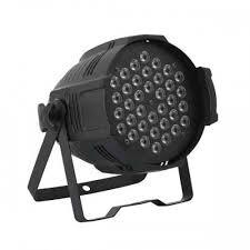 Stoc - SPC-349M1 Sese Duyarlı RGB Sahne Işığı