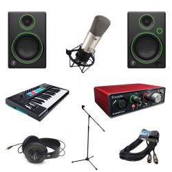 Maydanoz - Stüdyo Kayıt ve Prodüksiyon Paket