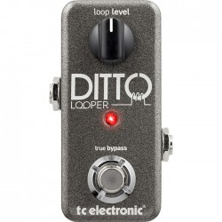 TC Electronic - Ditto Looper Yüksek kaliteli Mini Looper