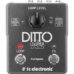 TC Electronic - Ditto X2 Looper Yüksek kaliteli Gelişmiş Looper