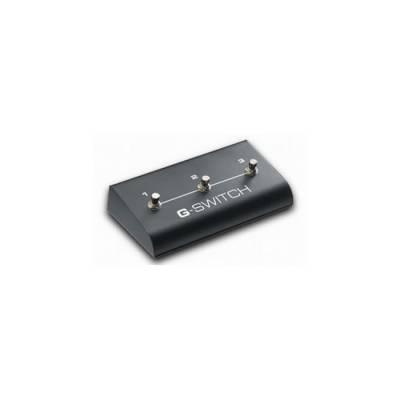 G-Switch 3 G-Sharp için 3 tuşlu pedal
