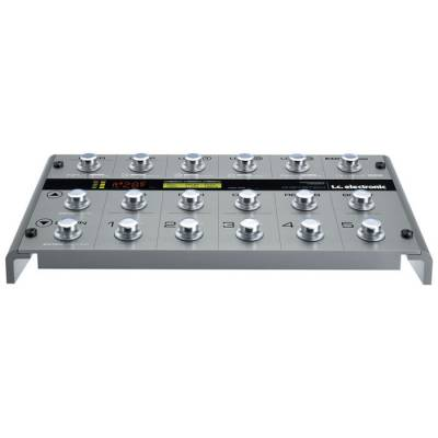 G-System Gitar multi-effect pedal kontrol ünitesi