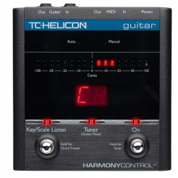 TC Electronic - Harmony Control | Guitar MIDI control arabirimi