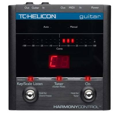 Harmony Control | Guitar MIDI control arabirimi