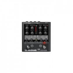 TC Electronic - Nova NDY-1 Dynamics Dual Compressor - Noise Gate Pedal