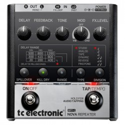 TC Electronic - Nova Repeater Guitar Delay