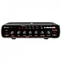 TC Electronic - RH 450 Bass Gitar Processor