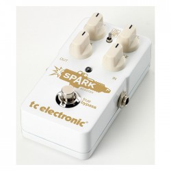 TC Electronic - Spark Booster Distorsion Analog Boster Distorsion Pedalı