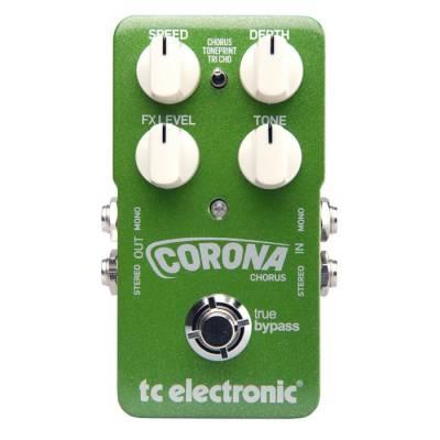 TonePrint Corona Chorus TonePrint Özellikli Chorus Pedalı