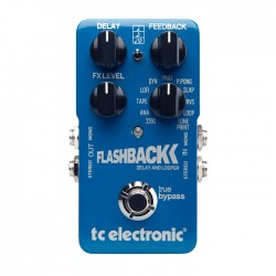TC Electronic - TonePrint FlashBack Delay TonePrint Özellikli Delay Pedalı