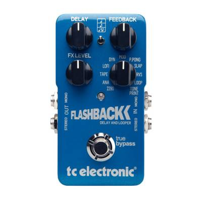 TonePrint FlashBack Delay TonePrint Özellikli Delay Pedalı