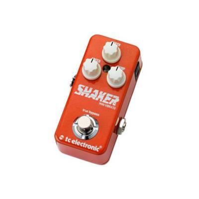 TonePrint Shaker Mini Vibrato TonePrint Özellikli Mini Vibrato Pedalı
