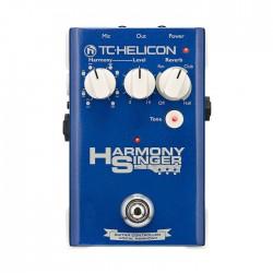 TC Helicon - Harmony Singer Gitar Kontrollü Harmony, Reverb ve Ton Pedalı
