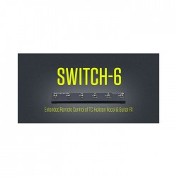 TC Helicon - Switch 6