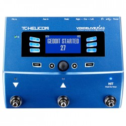 TC Helicon - VoiceLive Play - e835 fx Mikrofon
