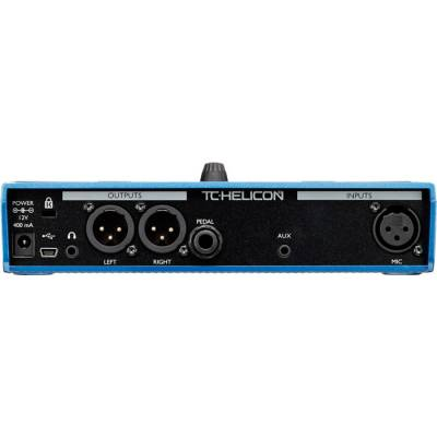 VoiceLive Play Voice-harmony, TC-Effect, Detone Düzeltme, EQ