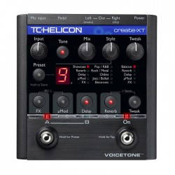 TC Helicon - VoiceTone Create XT
