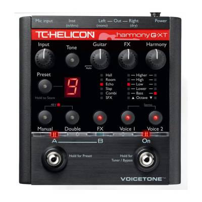 VoiceTone Harmony G XT
