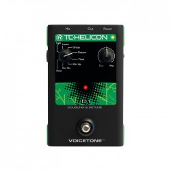 TC Helicon - VoiceTone Single D1
