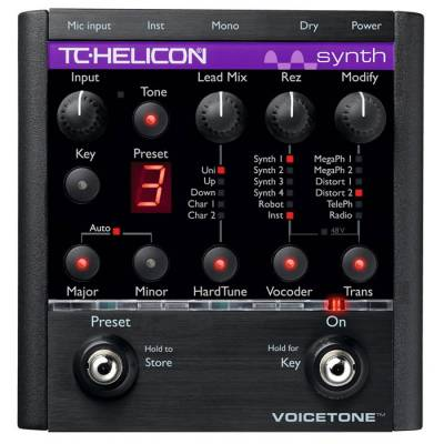 VoiceTone Synth
