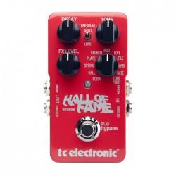 TC Electronic - TonePrint Hall of Fame Reverb TonePrint özellikli Reverb Pedalı