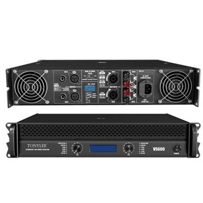 VS-600 2x350 W Power Amfi