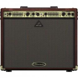 Behringer MI - ULTRACOUSTIC ACX900 90 Watt 2 Kanal Stereo Efektli Akustik Gitar Amfisi
