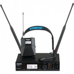 Shure - ULXD14E/30 Headworn Wireless System