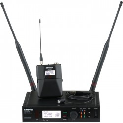 Shure - ULXD14E/85 Digital Wireless Lavalier System