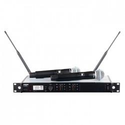Shure - ULXD24DE/B58 Çift El Mikrofon