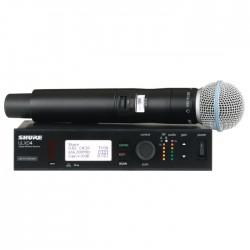 Shure - ULXD24E/B58 Kablosuz El Mikrofonu