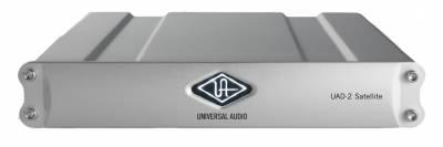 UAD-2 Satellite Quad Custom Dsp Kart