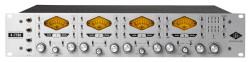 Universal Audio - 4-710D 4 Kanal Tone Blending Tüp Mikrofon Preamp + Compressor