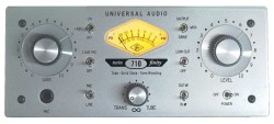 Universal Audio - 710 Twin-Finity Tube/FET Preamp / DI