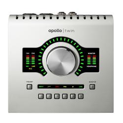 Universal Audio - Apollo Twin USB Yüksek kaliteli DSP destekli 2 x 6 ses kartı (2 DSP) USB 3.0