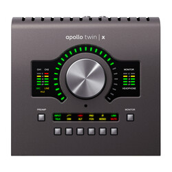 Universal Audio - UNIVERSAL AUDIO Apollo Twin X Duo - Heritage Edition