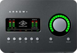 Universal Audio - UNIVERSAL AUDIO Arrow DSP destekli 2 x 4 Thunderbolt 3 ses kartı (1 DSP)