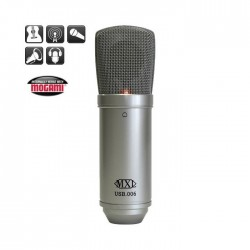 MXL Microphones - USB 006 USB Kardioid Kapasitif Mikrofon