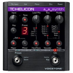 TC Helicon - VoiceTone Synth