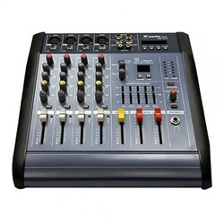 Westa - DP-414 4 Mono Kanal 2x100W 4 ohm Power Mikser