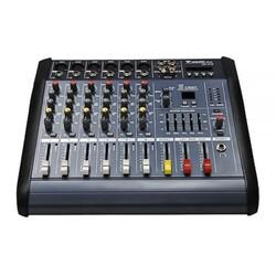 Westa - DP-416 6 Mono Kanal 2x150W 4 ohm Power Mikser