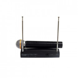Westa - WM-320 E Tek El Telsiz Mikrofon VHF