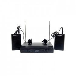Westa - WM-323 T Çift Yaka Telsiz Mikrofon VHF