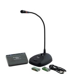 Westa - WM-110C Kablosuz Masaüstü Kürsü Mikrofonu
