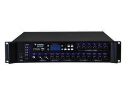 Westa - WM-2350U USBli 6 Bölgeli 120 Watt Amfili Mikser