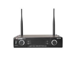 Westa - WM-258 2 Kanal Kablosuz Mikrofon Alıcı