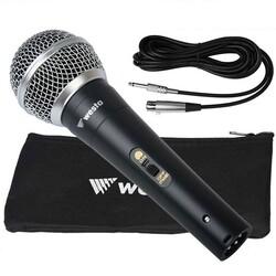 Westa - WM-580 Kablolu Dinamik El Mikrofon