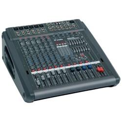 Westa - WMX-600 6 Mono 2 Stereo Kanal 2x650W 4 ohm Power Mikser